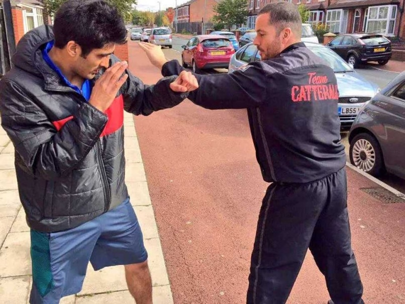 Vijender Singh Looking for Special Performance on Irish Debut