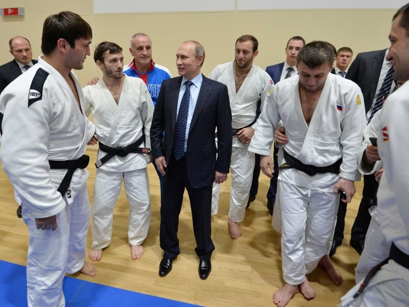President Vladimir Putin Orders Action on Russia Doping Scandal
