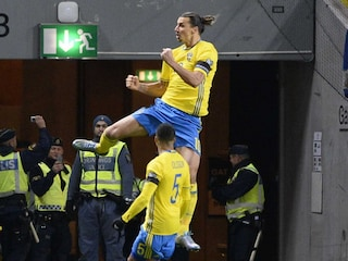 Sweden, Ukraine take First Leg Wins as Euro 2016 Hosts France Mourn