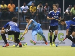 Johor Cup: Indian Hockey Colts Edge Past Argentina