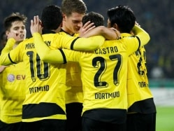German Cup: Borussia Dortmund, Bayer Leverkusen March Into Last 16