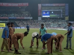 India vs South Africa 3rd Twenty20 Highlights: Match Abandoned Without A Ball Being Bowled, South Africa Win Series 2-0