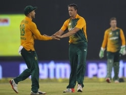 India vs South Africa: Faf du Plessis Heaps Praise on Albie Morkel