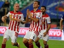 ISL: Helder Postiga, Dejan Lekic Boost Atletico de Kolkata