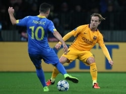Ivan Rakitic Double Eases Barcelona Past BATE in Champions League