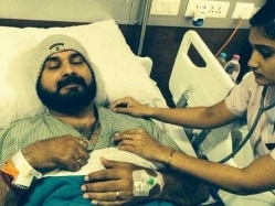 Navjot Singh Sidhu's Fight With Deep Vein Thrombosis: Social Media Prays for Sherry Paaa
