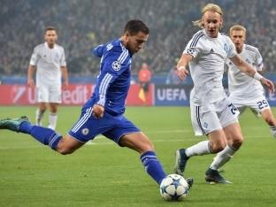 Chelsea F.C. Held to a Goalless Draw vs Dynamo Kiev in Champions League