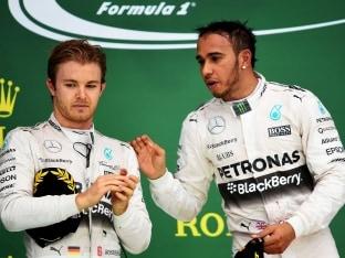 Nico Rosberg Blames Himself for Failing to Win United States Grand Prix