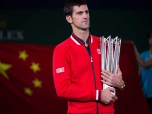 Ruthless Novak Djokovic Hammers Jo-Wilfried Tsonga for Shanghai Title