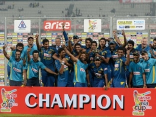 Bangladesh to Host Asia Cup Cricket For Third Straight Time