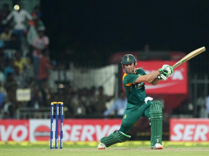 AB de Villiers Chennai India