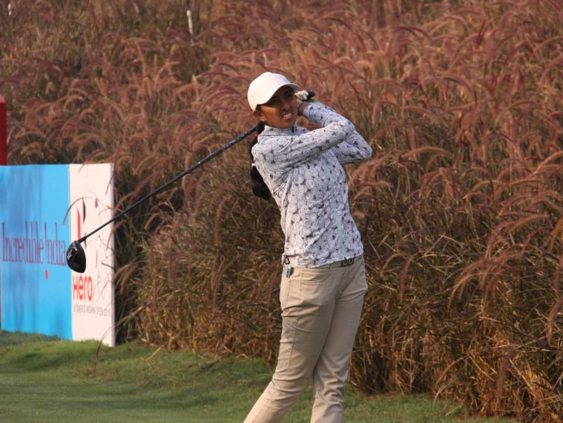 Aditi Ashok Makes The Cut in Buick Championships in Shanghai