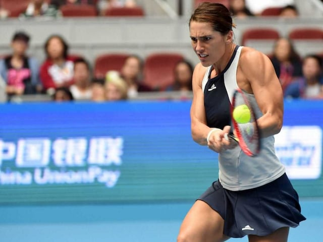 Andrea Petkovic Sorry for Slamming Chinese Fans