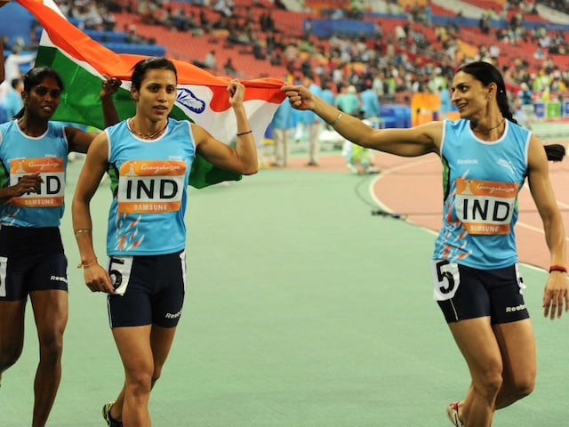 2016 Rio Olympics: 17-Member Indian Athletics Squad to Train in Turkey