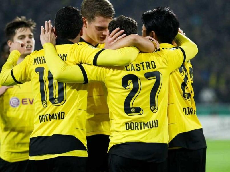 German Cup: Borussia Dortmund, Bayer Leverkusen March Into Last 16