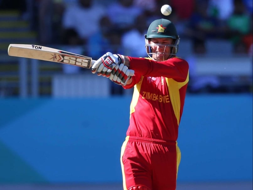 Sikander Raza, Craig Ervine Guide Zimbabwe to Two-Wicket Win Over Ireland