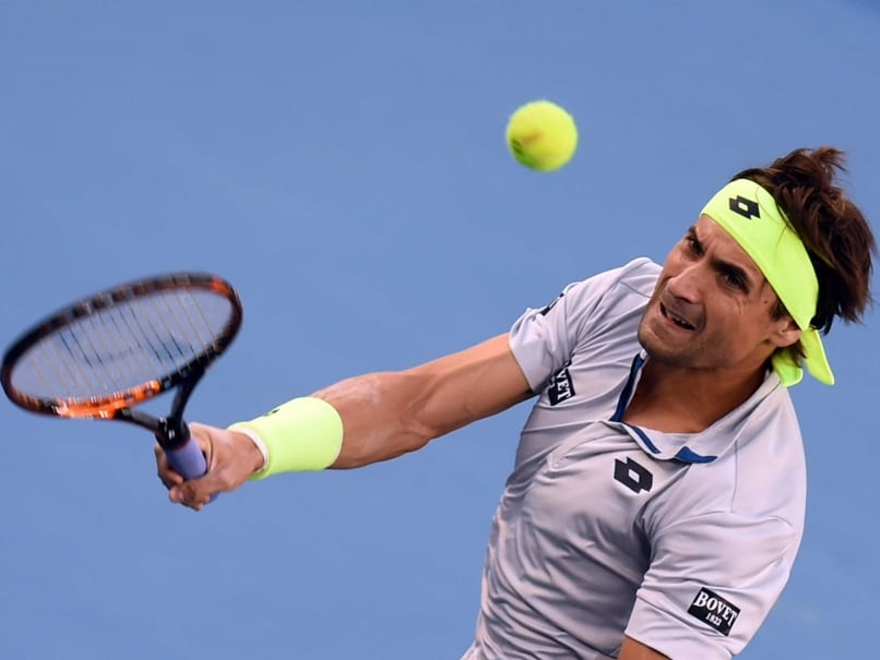 David Ferrer Down to Eighth in ATP Rankings