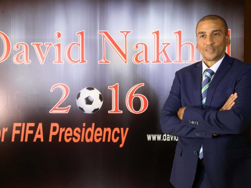 David Nakhid Misses Out as FIFA Confirms Seven Presidential Candidates