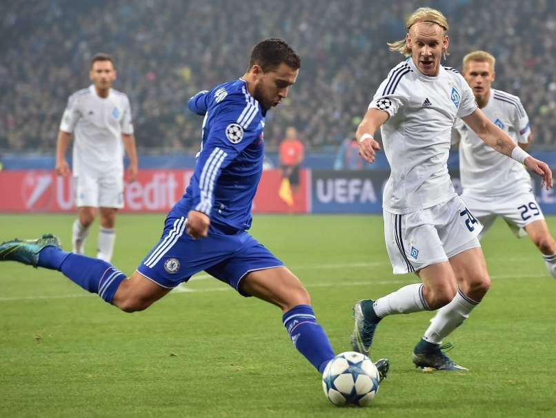 Chelsea F.C. Held to a Goalless Draw vs Dynamo Kiev in Champions League
