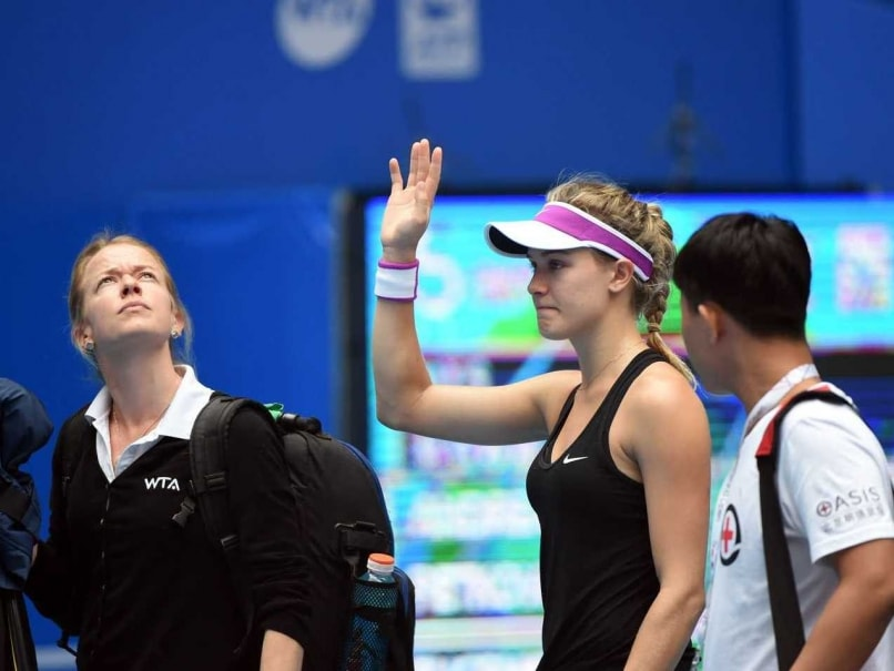 Dizzy Spells Doom Eugenie Bouchard, Jo-Wilfried Tsonga at China Open