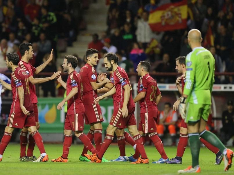 Euro 2016 Spain Football