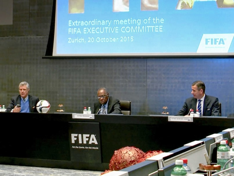 FIFA Propose Age Restriction, 12-year Limit For Presidency
