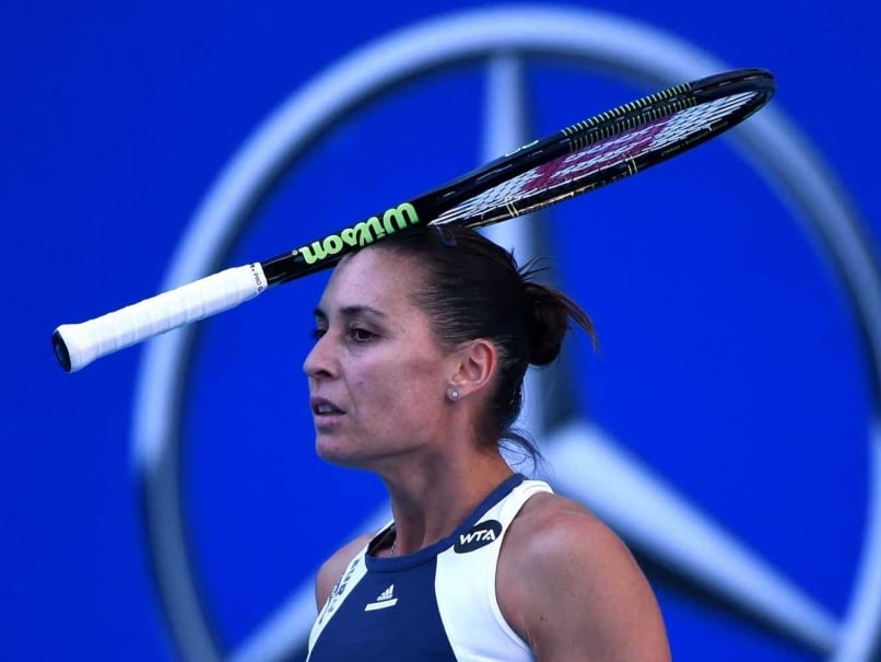 US Open Winner Pennetta Shocked in Tianjin Open