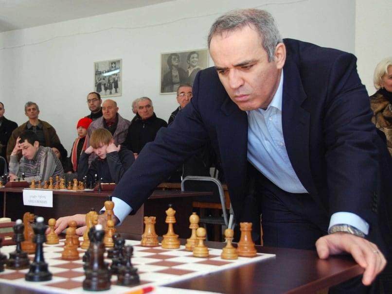 FIDE Hands Two Year Ban to Garry Kasparov