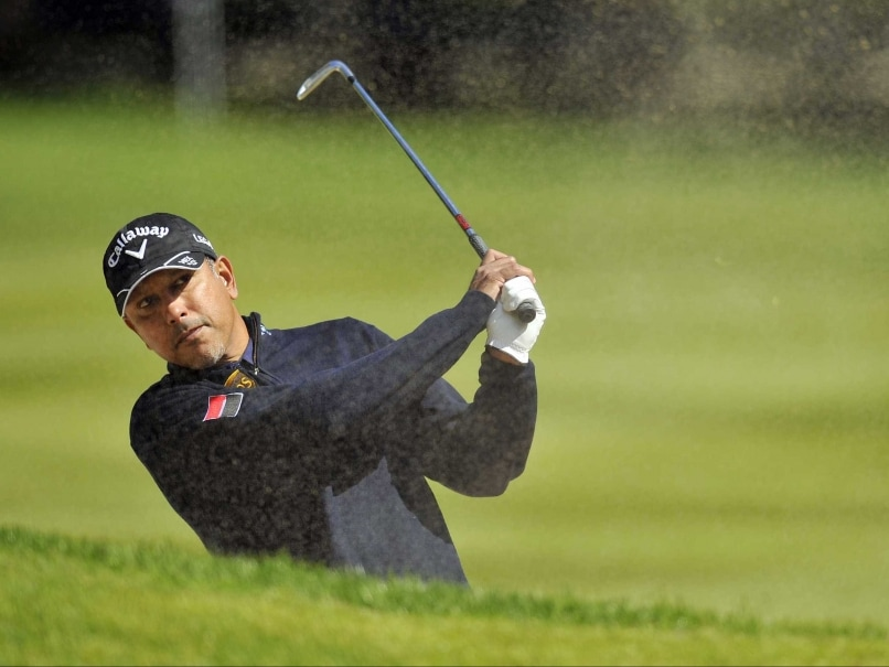 Jeev Makes Cut, Lies 49th After Third Round in British Masters