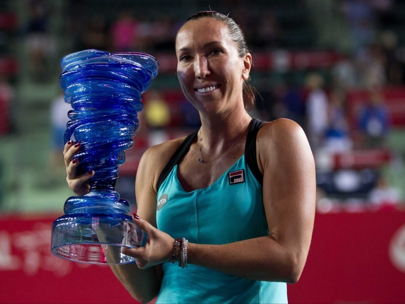 Jelena Jankovic Outlasts Angelique Kerber to Claim Hong Kong Title