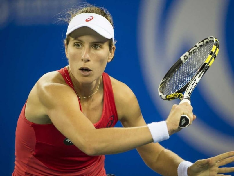 Johanna Konta Says she Has Confidence in her Game