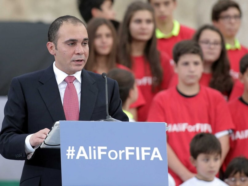 Prince Ali Formally Submits Candidature For FIFA Presidency