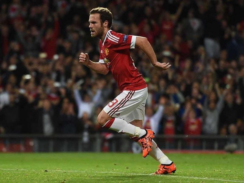 UEFA Champions League: Juan Mata Magic Gets Manchester United up and Running