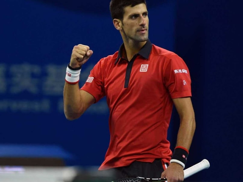 Novak Djokovic Cruises But Andy Murray Claws Past John Isner in Shanghai