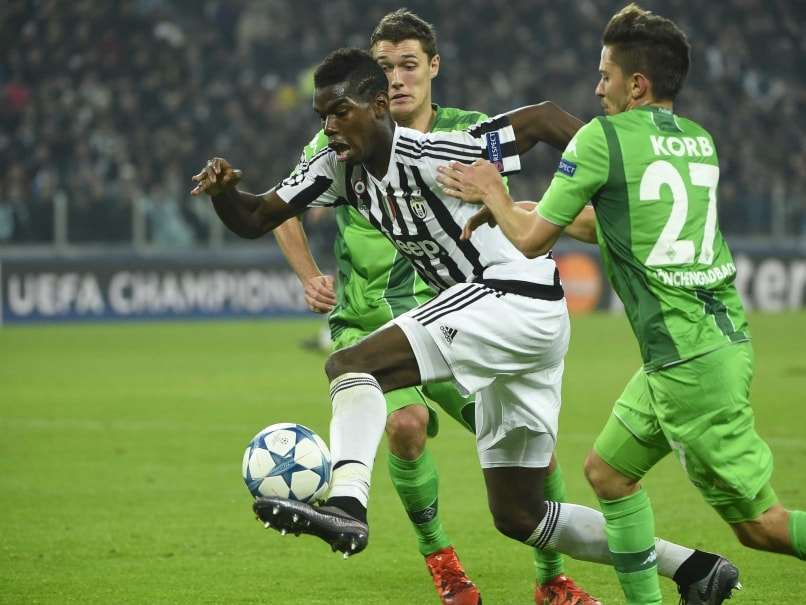 Paul Pogba says Manchester United Was Holiday Compared to Juventus