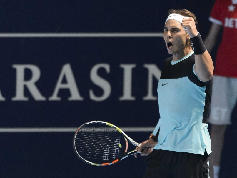 Rafael Nadal Narrowly Avoids Defeat in Basel Open