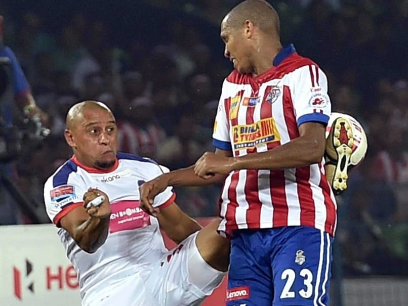 Roberto Carlos Cautions Delhi Dynamos Against Complacency