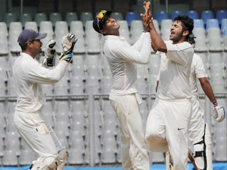 Ranji Trophy: Mumbai Rout Saurashtra by an Innings For Title No. 41