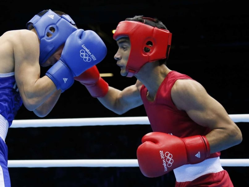 Shiva Thapa Loses Olympic Quota Box-Off, Settles For Bronze
