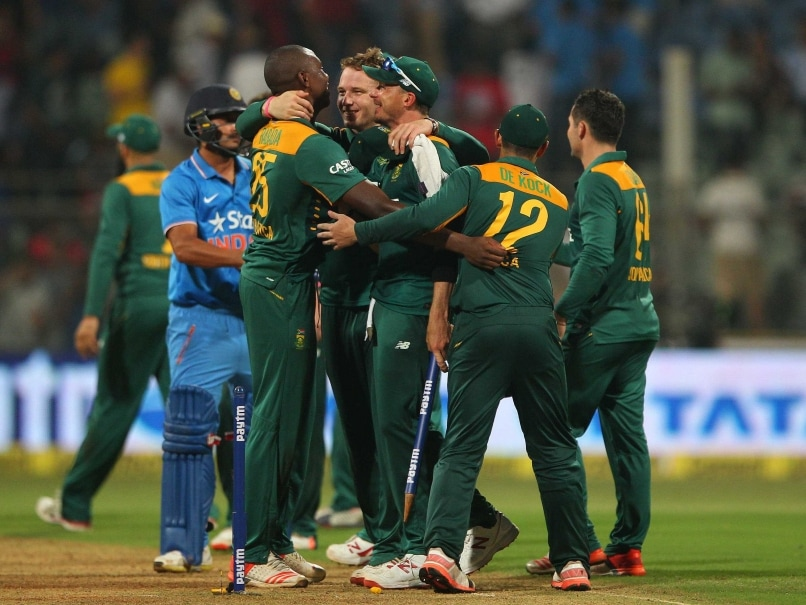 Image result for india vs south africa one day series