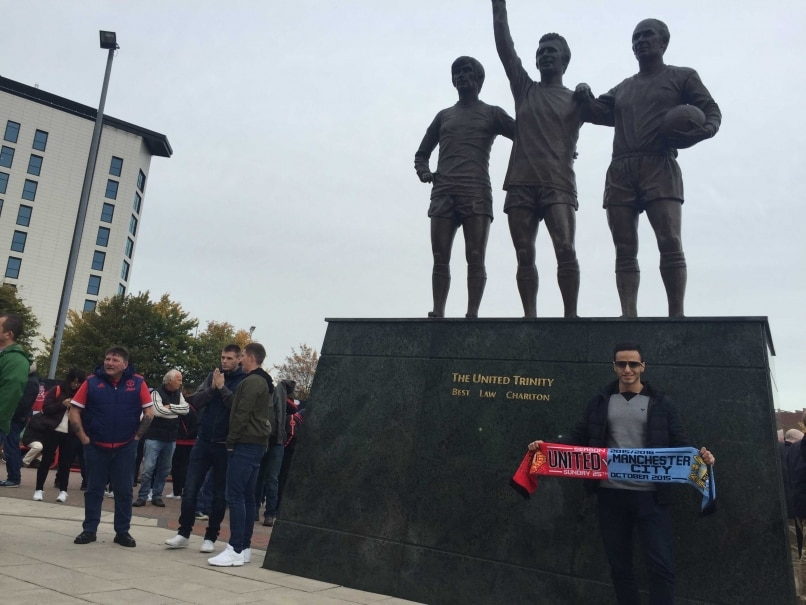 Manchester Derby - A Fan's Old Trafford Pilgrimage