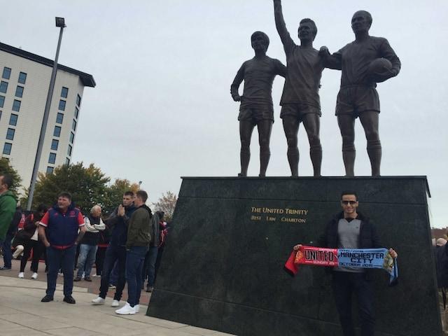 Manchester Derby - A Fans Old Trafford Pilgrimage