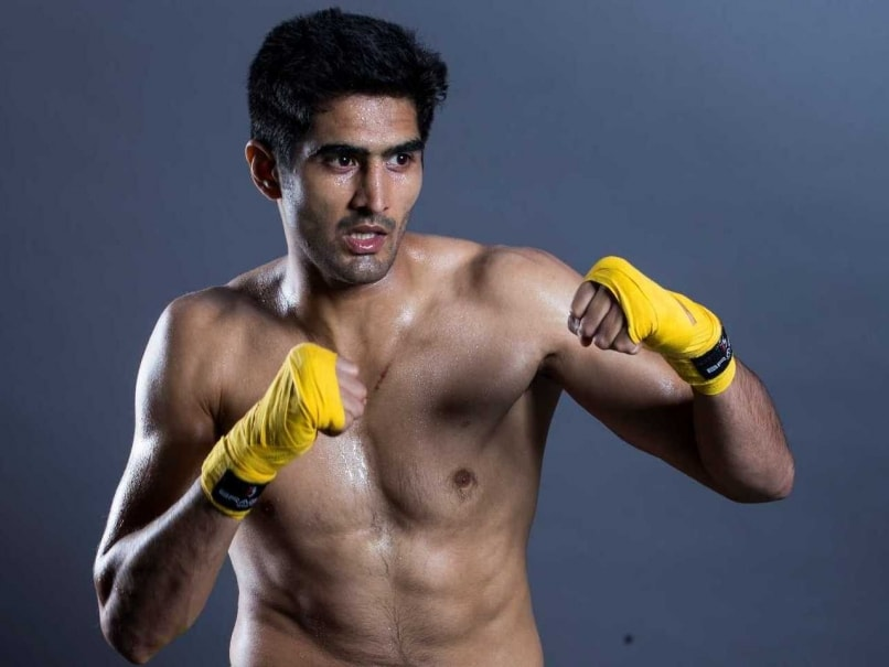 Vijender Singh Says He Can