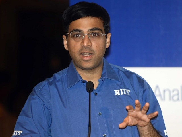 Viswanathan Anand Loses Again in Gibraltar Chess