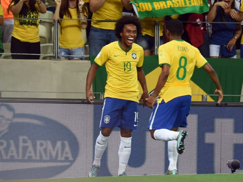 World Cup Qualifiers: Willian Brace Lifts Brazil, Argentina Held by Paraguay