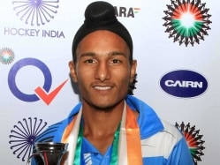 Harjeet Singh to Lead India in Sultan of Johor Cup