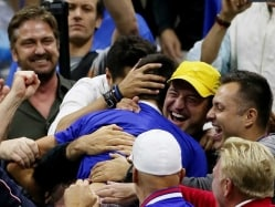Greek Classic as Novak Djokovic Takes Inspiration From '300'