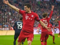 Lewandowski Nets Hat-Trick as Bayern Crush Zagreb in Champions League
