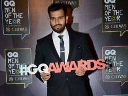 Rohit Sharma, Leander Paes Win Honours in GQ Sports Awards 2015