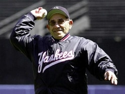 Baseball: New York Yankees Great Yogi Berra Dies